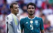 Die DFB-Stars bekommen beim FC Bayern Sonderurlaub
