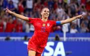 Alex Morgan hat bereits sechs WM-Tore auf dem Konto