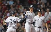 Die New York Yankees haben einen wichtigen Sieg erringen können