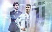Lotst Berater Jorge Mendes seinen Klienten Cristriano Ronaldo zu Juventus? Diese Frage beschäftigt ganz Italie