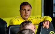 Mario Götze hat bei Borussia Dortmund derzeit einen schweren Stand