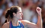 Julia Görges darf beim WTA-Turnier in Auckland von der Titelverteidigung träumen