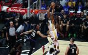 NBA, Playoffs: Golden State Warriors schlagen LA Clippers - 76ers schlagen Nets