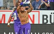 Marcos Alvarez und sein VfL Osnabrück sind derzeit nicht zu stoppen