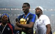 German third division club KFC Uerdingen have decided not to sign Mathias Pogba(r.), the brother of Paul Pogba (l.)