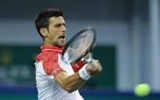 Novak Djokovic ist ab Montag die Nummer zwei der Weltrangliste