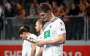 Handball: Entwarnung bei Finn Lemke - WM nicht in Gefahr, Finn Lemke steht im Kader der deutschen Nationalmannschaft für die Heim-WM