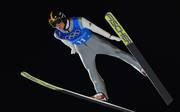 Andreas Wellinger sicherte den Sieg der deutschen Skispringer ab