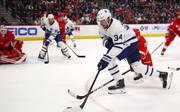 Auston Matthews erzielte in 38 Einsätzen der aktuellen Saison 23 Tore für die Maple Leafs