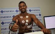 Nani beim Medizincheck bei Lazio Rom
