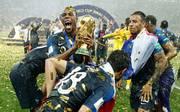 Frankreichs WM-Helden steht eine wilde Nacht bevor