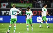 Vieirinha and Andre Schürrle drohen bei Wolfsburg auszufallen
