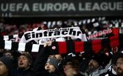 Eintracht Frankfurt muss im Sechzehntelfinale der Europa League gegen Schachtjor Donezk antreten