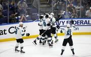 NHL, Playoffs: San Jose Sharks schlagen Blues nach Overtime
