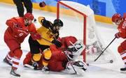 Deutschland gewann bei den Olympischen Winterspielen sensationell Silber