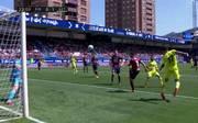 La Liga: Getafe gewinnt gegen Eibar