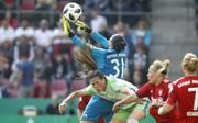 Der VfL Wolfsburg hat die zweite Niederlage in Folge kassiert
