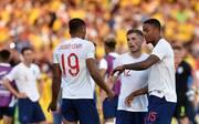 Englands U21-Talente waren nach dem Aus gegen Rumänien bedient