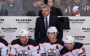 Todd McLellan arbeitete zuletzt für die Edmonton Oilers