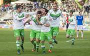 SV Darmstadt 98 v VfL Wolfsburg - Bundesliga