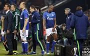 FC Schalke 04 v PAOK Saloniki - UEFA Europa League Round of 32: Second Leg