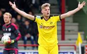 Marvin Ducksch hat bei Borussia Dortmund den Durchbruch nicht geschafft