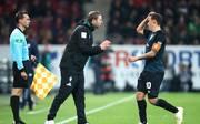Werder Bremen verliert nach der zweiten Niederlage in Folge die Spitzengruppe aus den Augen