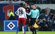 Gideon Jung kassierte in seinem 57. Bundesligaspiel seinen ersten Platzverweis