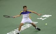Tennis, Turnier in Schanghai: Peter Gojowczyk im Achtelfinale, Peter Gojowczyk steht in Schanghai im Achtelfinale