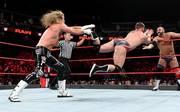 Dolph Ziggler (l.) könnte vor dem WWE-Aus stehen - Dash Wilder und Scott Dawson (r.) wünschen es sich