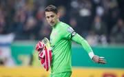 Für Rene Adler vom 1. FSV Mainz 05 ist die Saison vorzeitig beendet