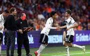 Leroy Sane steht in der Startelf gegen Frankreich