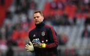 Manuel Neuer plant sein Comeback am 33. Spieltag