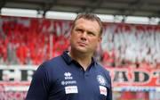 Uwe Koschinat wird neuer Trainer des SV Sandhausen