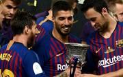 Transfermarkt: Sergio Busquets vom FC Barcelona soll 500-Mio.-Klausel bekommen