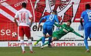 Regionalligareform: Drittliga-Klubs bekräftigen Forderungen, Die Sportfreunde Lotte und Energie Cottbus spielen in der 3. Liga