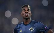 Paul Pogba hat den Rückflug mit der Mannschaft nach Manchester verpasst