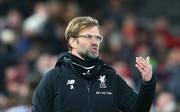 Jürgen Klopp war nach dem Aus im FA Cup nicht gut auf seine Mannschaft zu sprechen