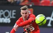 Bnjamin Bourigeaud wechselte erst 2017 zu Stade Rennes