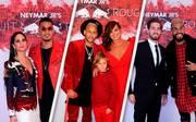 Zum 27. Geburtstag von Neymar gab sich nicht nur Fußball-Prominenz die Ehre