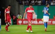 Für den VfB Stuttgart war im DFB-Pokal schon in der ersten Runde Schluss