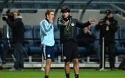 Philipp Lahm und Joachim Löw arbeiteten jahrelang bei der Nationalmannschaft zusammen
