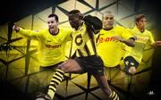 SPORT1 zeigt, was aus den BVB-Talenten wie Ibrahim Tanko (2.v.l.) wurde