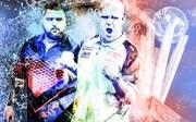 Michael Smith und Michael van Gerwen kämpfen im Finale der Darts-WM um den Titel