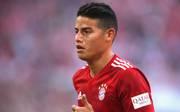 Medien: Spanische Steuerbehörden lassen Anschuldigungen gegen James fallen, James Rodriguez  wechselte von Real Madrid zum FC Bayern