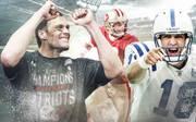Tom Brady in der Liste der besten Quarterbacks aller Zeiten