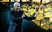 Lucien Favre, Borussia Dortmund, BVB, Jadon Sancho, Marco Reus