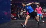 2024 könnten erstmals Olympische Medaillen im Squash vergeben werden