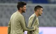 Champions League: Ajax-Stars feiern nach Remis bei FC Bayern in München