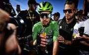 Peter Sagan fährt für das deutsche Team Bora-hansgrohe